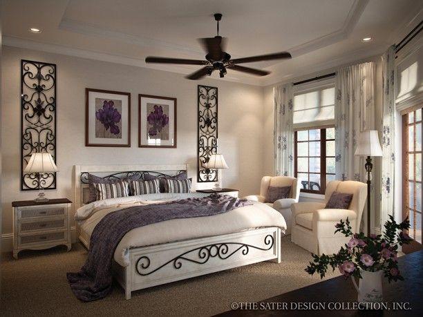 Mediterranean Style House Plan 3 Beds 2 5 Baths 2191 Sq Ft Plan 930 12 Bedroom Design Rectangular Living Rooms Home