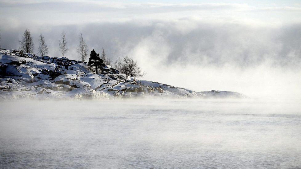 Talven pakkasennätys mitattiin Muoniossa: -40,7 astetta (7.1.2016) – Kotimaa - Ilta-Sanomat