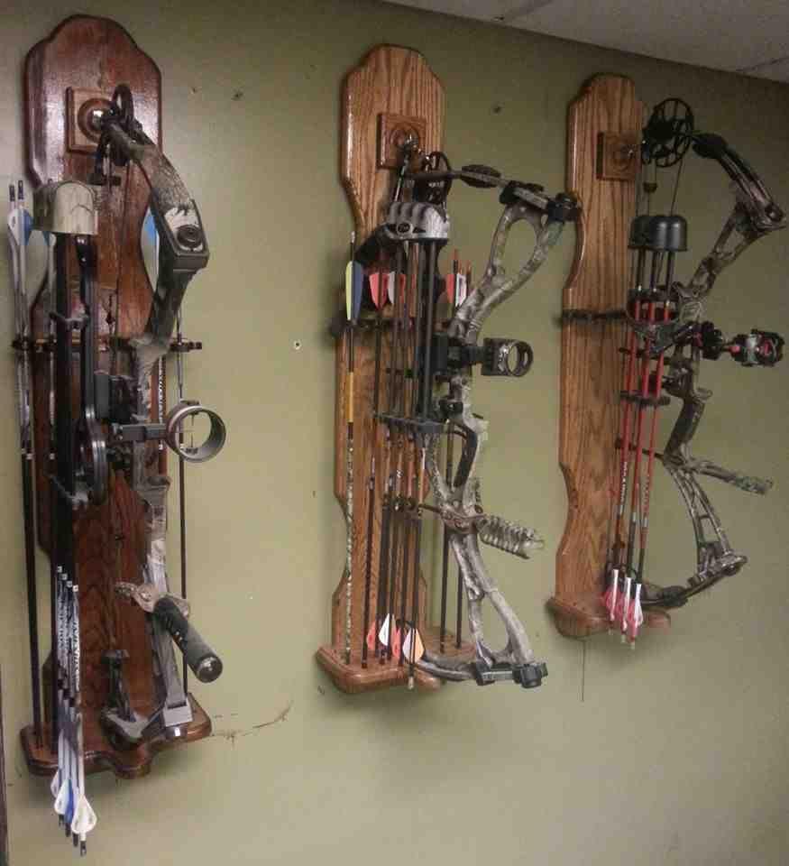 Bow Holder Archery   Best archery bows   Pinterest ...