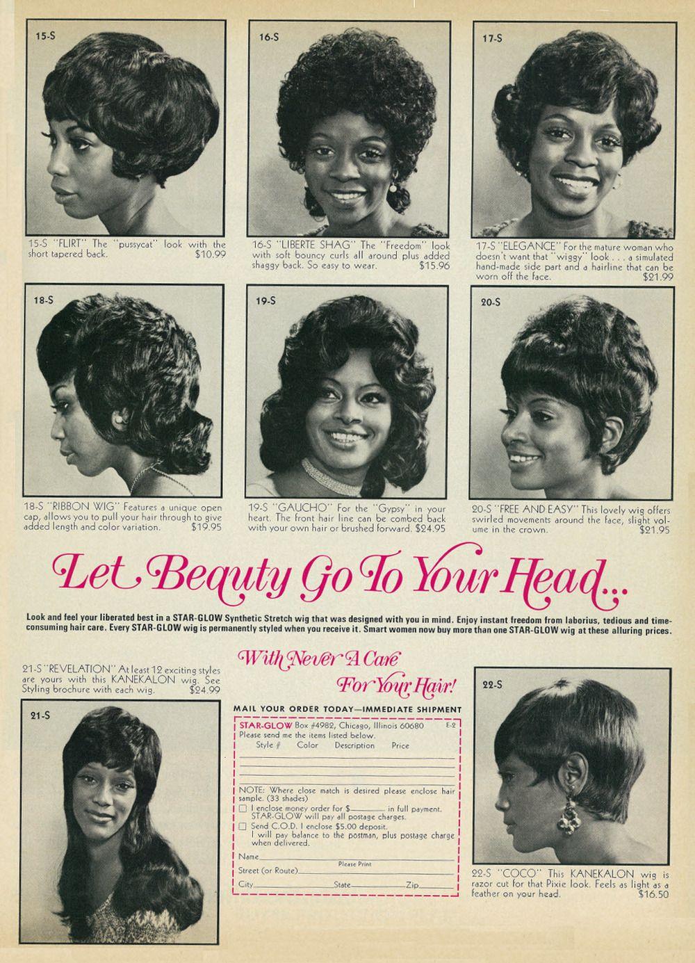 Ebony 1972 In 2020 Black Hair History Black Girl Aesthetic Diy Hairstyles