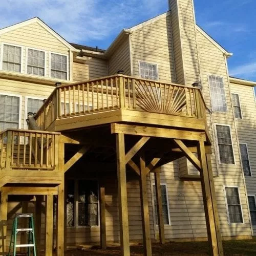 Your Local Deck Builders In Chester County Pa Deck Remodeling And Repairdo You Want To Enjoy Your Remodeled Or Brand New Deck All Summer Long Contact Us Toda