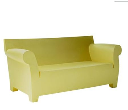 Bubble Club Sofa | All-plastic sofa for cat house | Work/Shelter ...