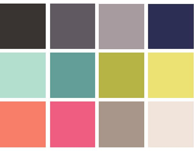 Home Color Palette by Home Coming, via Flickr   Paint   Pinterest ...