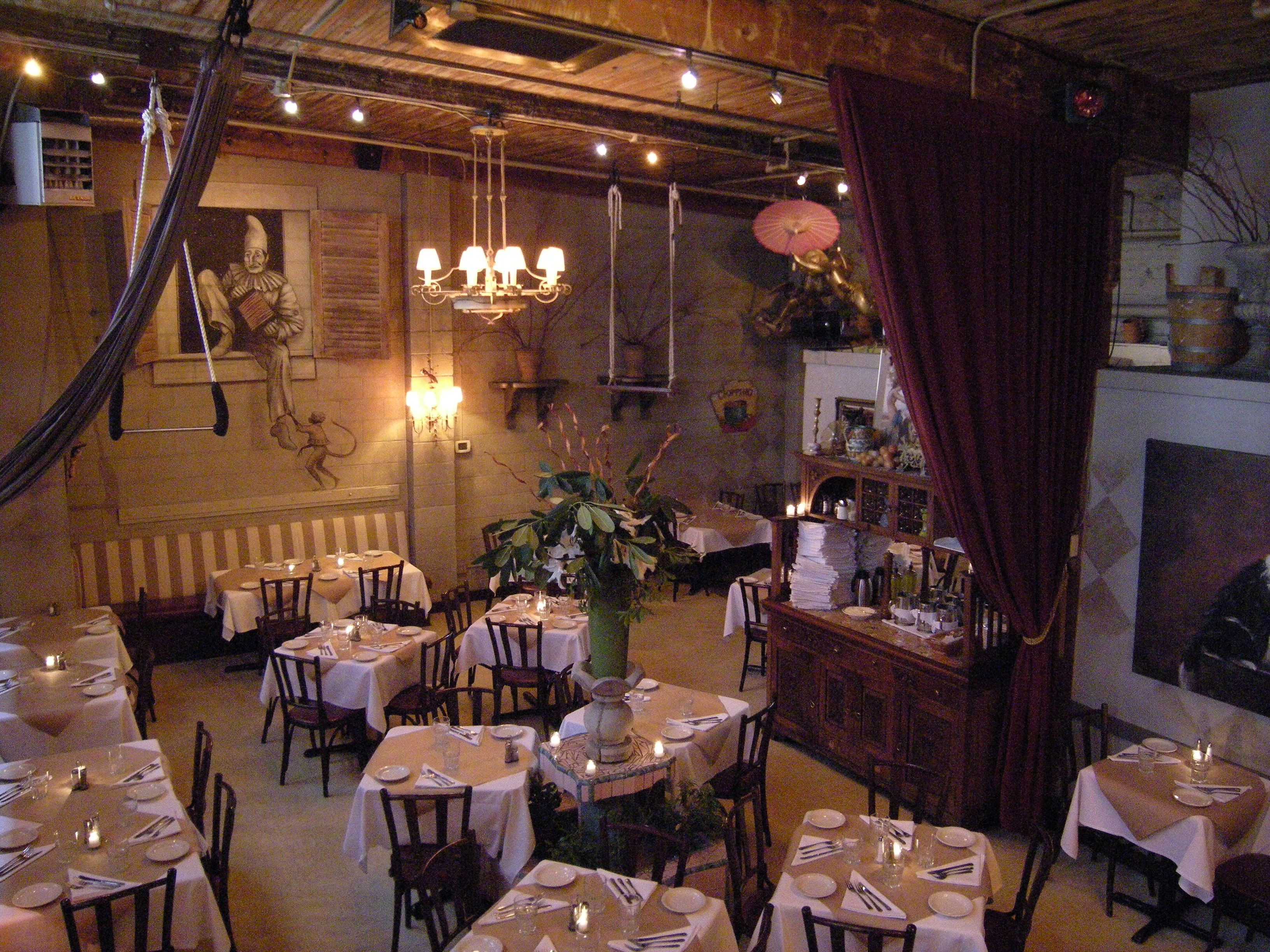 Ordinaire The Pink Door. One Of My Favorite Restaurants In Seattle!