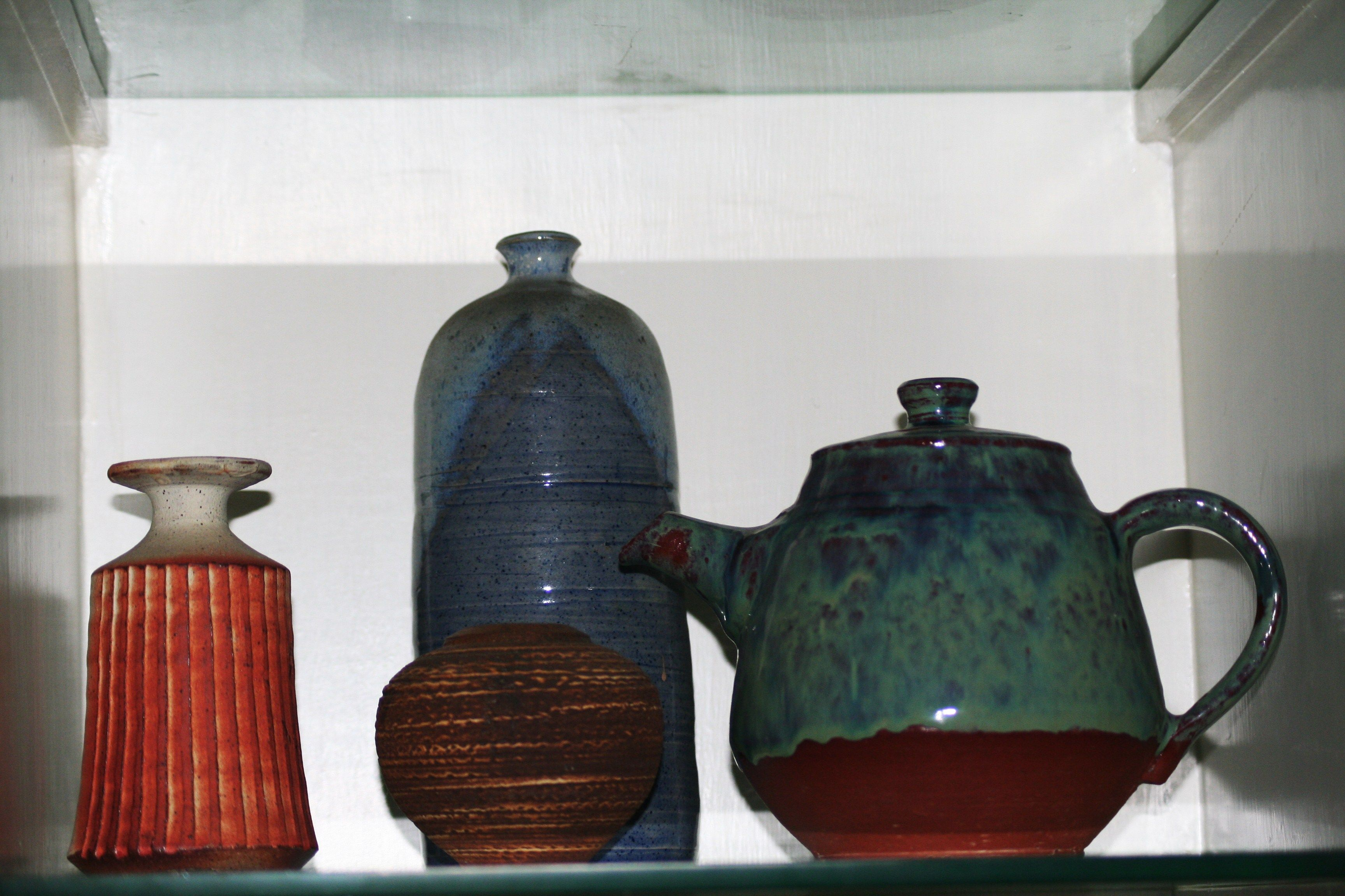 Collection of some fine pottery