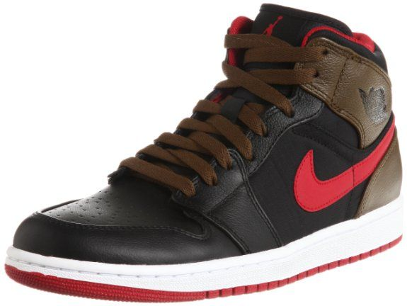 sneakers for cheap f5923 201d3 Amazon.com: Nike Men's Air Jordan 1 Phat Basketball Shoe ...