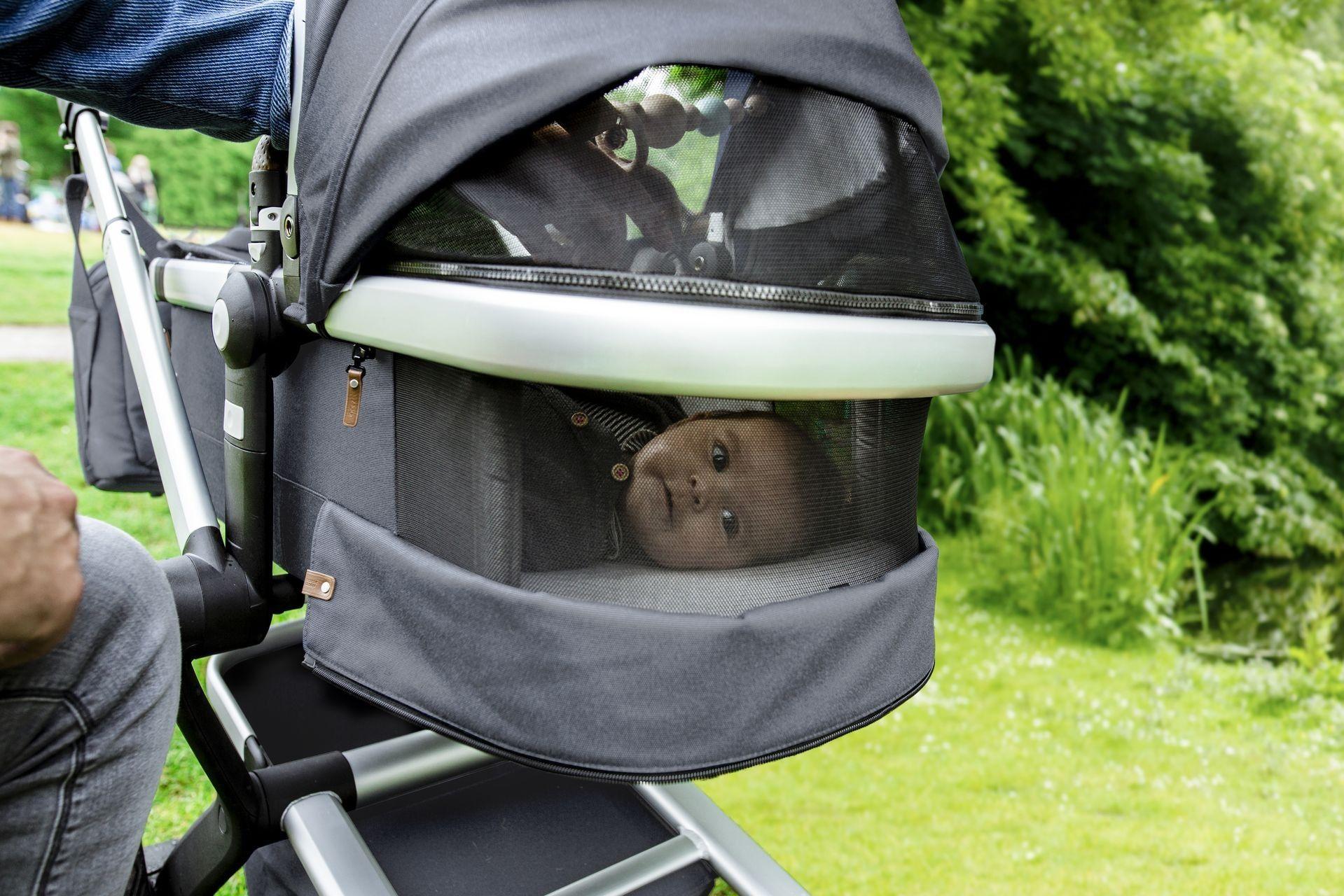 Baby Schläft Tagsüber Nur Im Kinderwagen