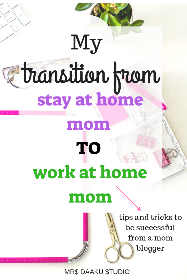 jobs for a stay at home mom