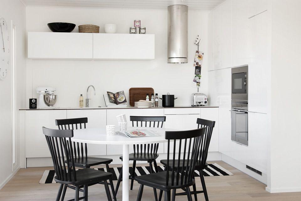 Muurametalot - Villa Vuorela - Asuntomessut Tampere 2012 - keittiö