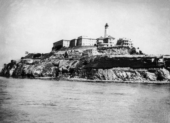 Alcatraz Prison 1946 One Of The World S Best Known Prisons Over