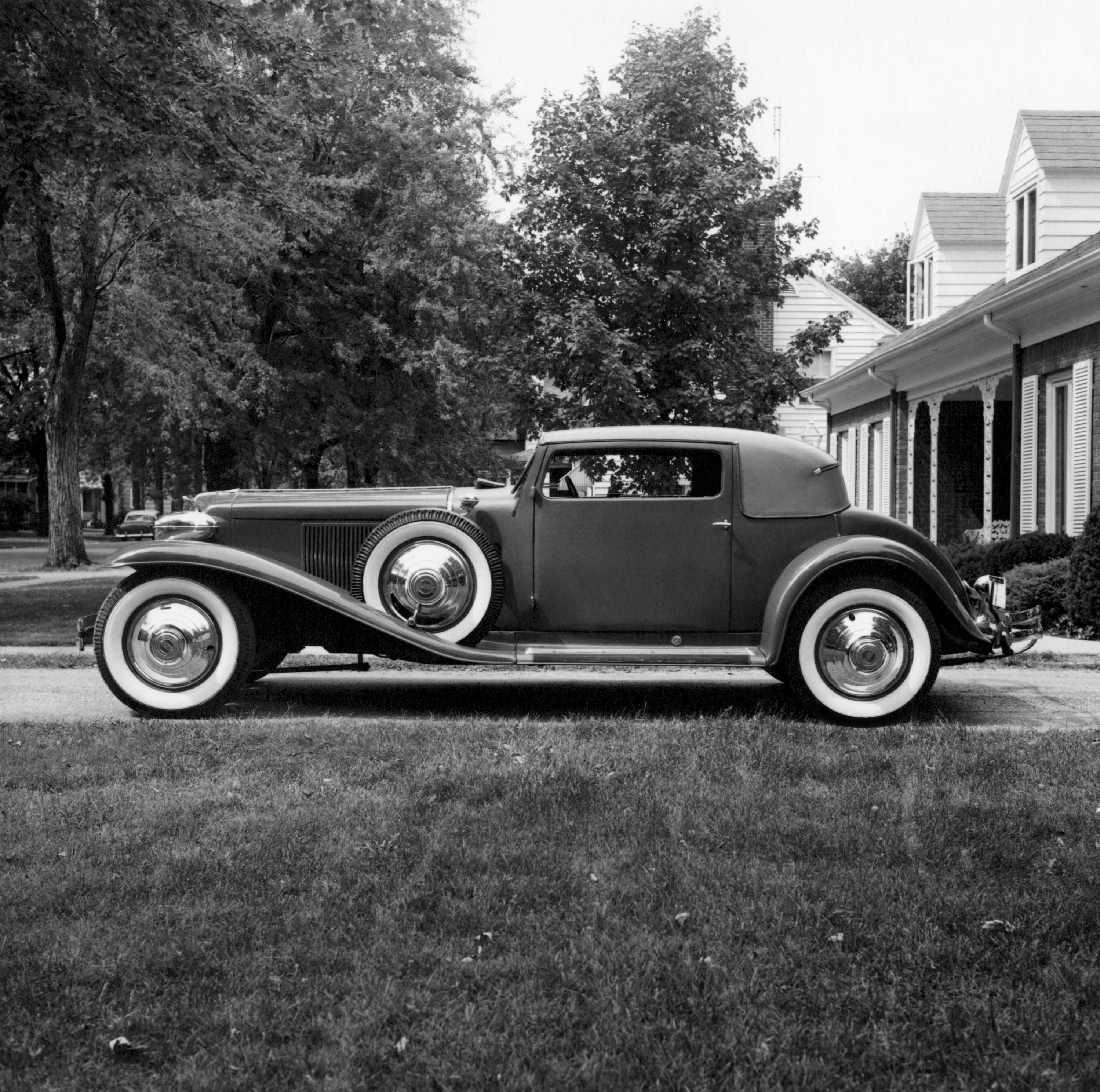 1930 Cord L-29 Coupe by Weymann | Beautiful cars, Vintage cars ...