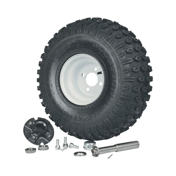 Atv Tire Wheel Hub And Axle Kit 22 X 11 X 8in Trailer Tires Wheels And Tires Tires For Sale