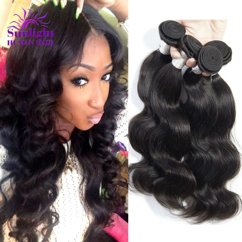 Find More Hair Weaves Information About Brazilian Virgin Hair 4