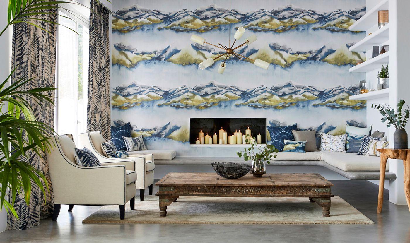 Onbewerkte Rauwe Muren : Pin van interieur paauwe op behang en wandbekleding pinterest