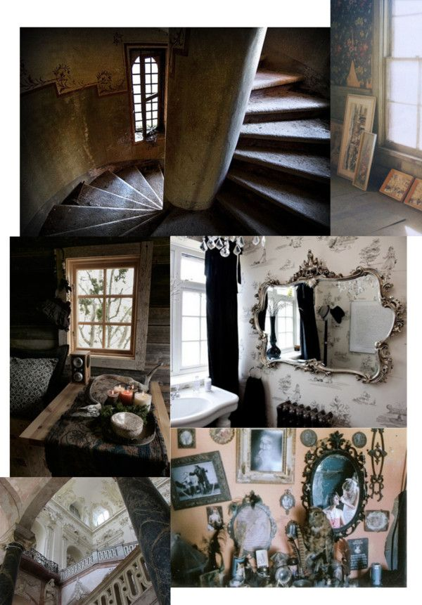 I love that stairway.