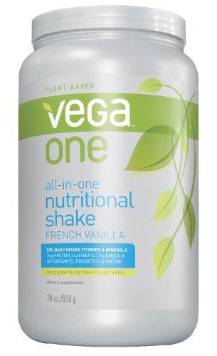Vega One Nutritional Shake Review Vega One Vs Shakeology Nutrition Shakes Shakeology Vegan Supplements