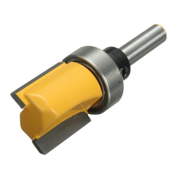 1/4 Inch Shank Flush Trim Template Router Bit