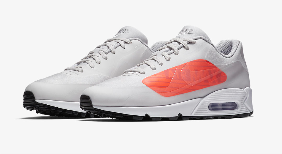eb77a4bad4 Release Date + Official Images: Nike Air Max 90 Big Logo Light Crimson