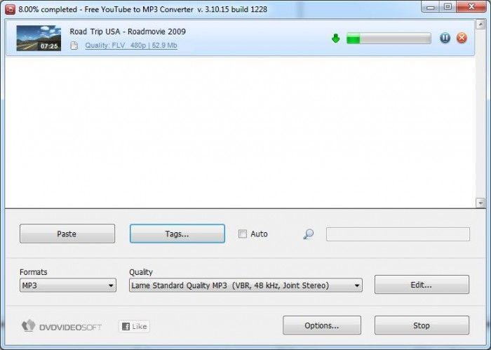 Download Free YouTube to MP3 Converter Offline Installer