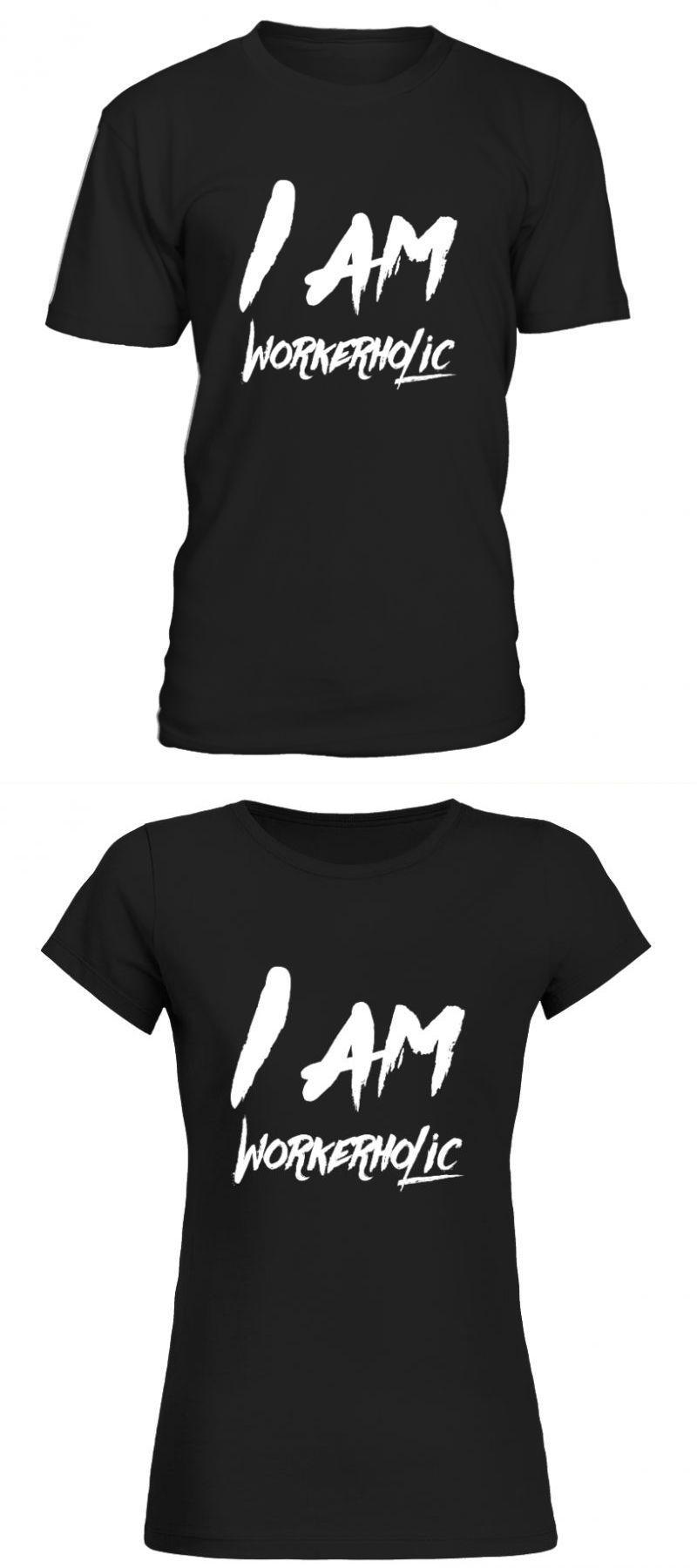 Rf engineer t shirt i am workerholic limited edition