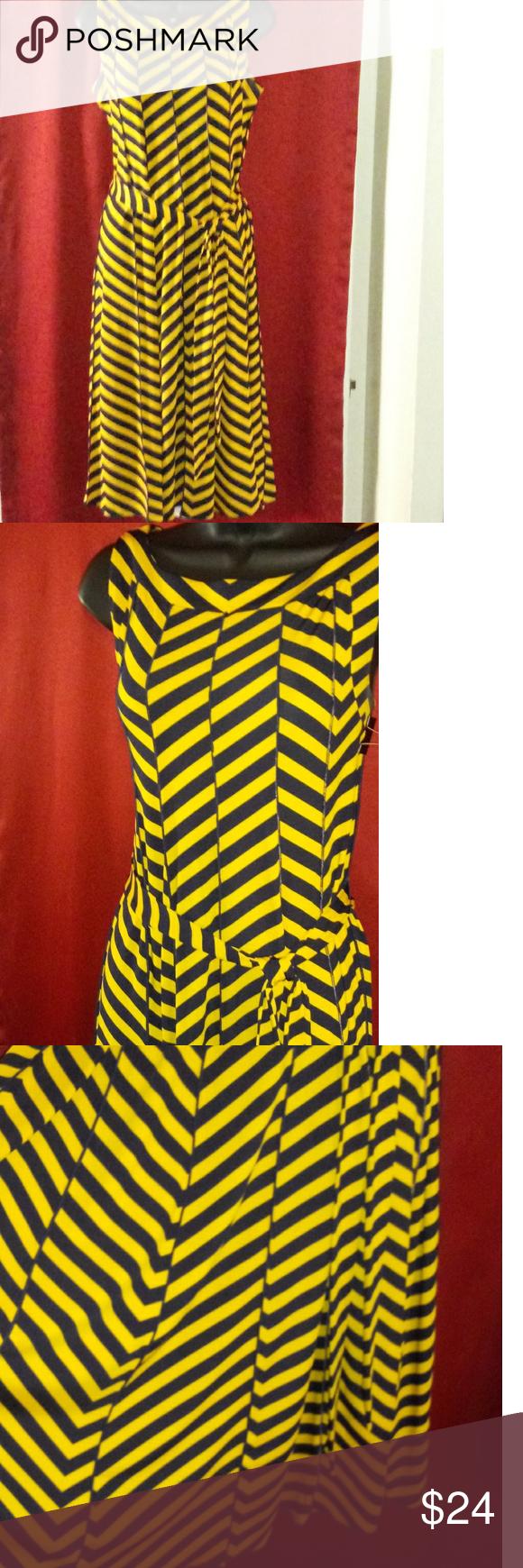 I Le New York Yellow Dress Womens Yellow Dress Yellow Dress Dresses [ 1740 x 580 Pixel ]