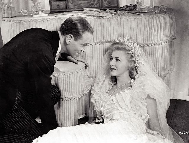 Carefree Still Fred Astaire Ginger Rogers Ginger Rogers Fred And Ginger Wedding Movies