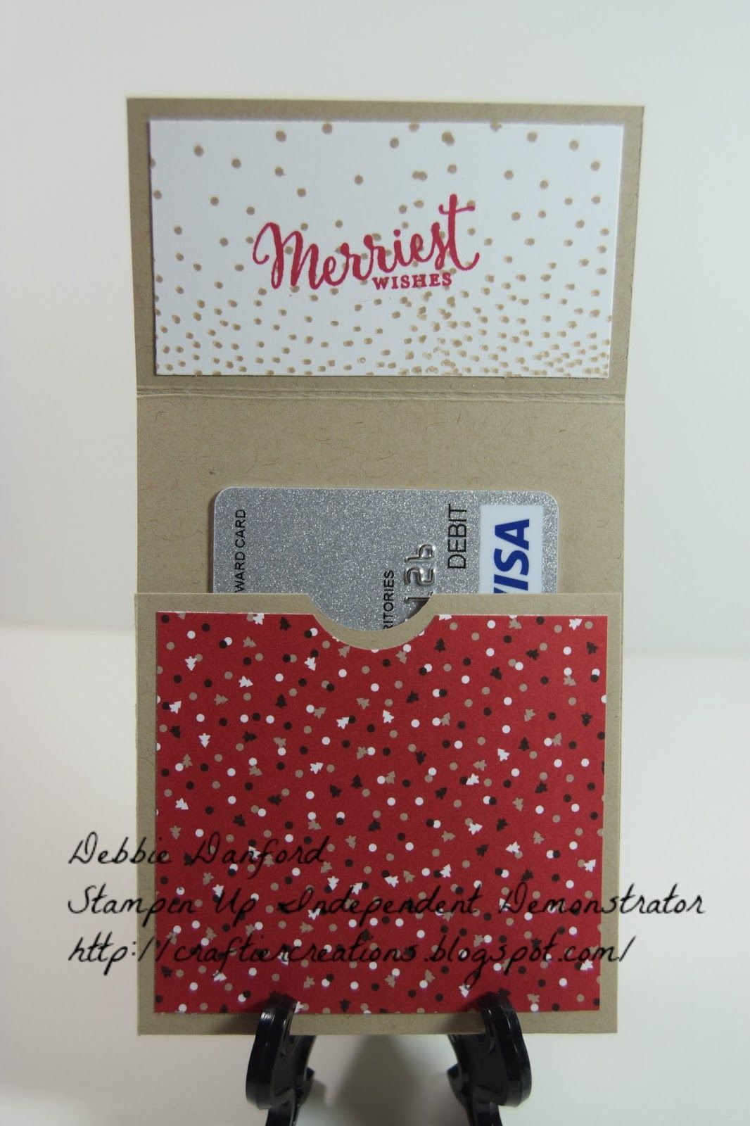Photo of Gift Card Holders