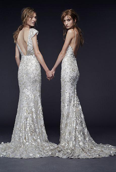 81bcd33245f6 Brides: Vera Wang Wedding Dresses Fall 2015 Bridal Runway Shows Brides.com  | Wedding Dresses Style