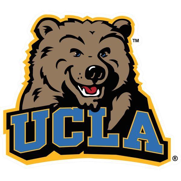 Ucla Bruins Sign 10in Pegatinas Los Angeles Escudo
