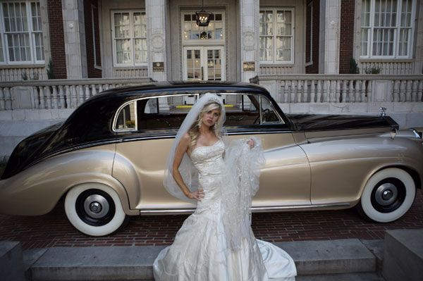 1954 Rolls Royce Helen Wedding Car Available For Weddings And Special Events From Coats Clic Cars In Birmingham Al