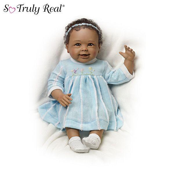 Akeelah Waves Bye Bye Baby Doll