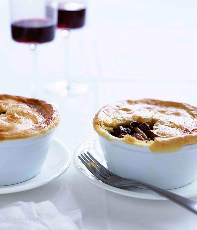 Australian Gourmet Traveller recipe for Marco Pierre White\'s game ...
