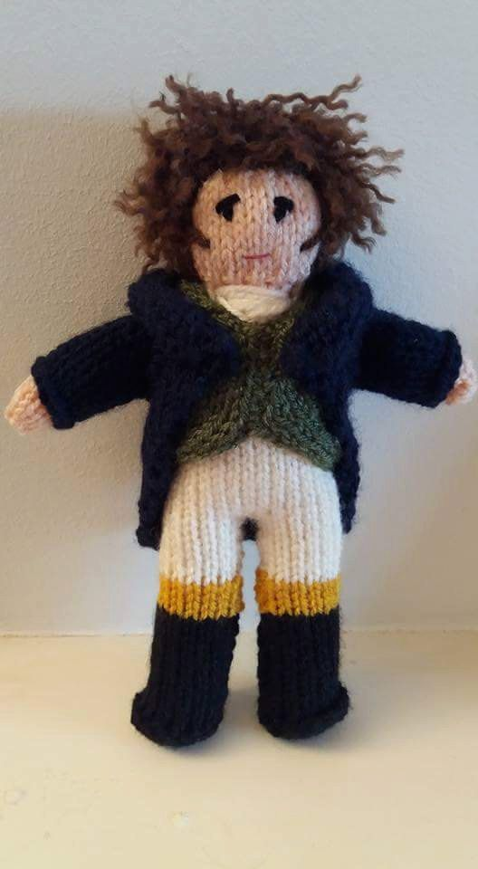 Mr. DARCY KNITTING pattern Jane Austen Pride & Prejudice | Stuff I ...