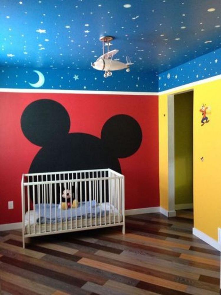 20 Amazing Disney Kids Room Design Ideas Disney Kids Rooms Mickey Mouse Kids Room Kids Bedroom Boys Toddler