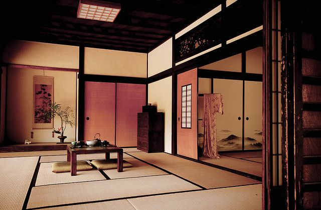 traditional japanese architecture Japon, Interior japonés y - casa estilo japones