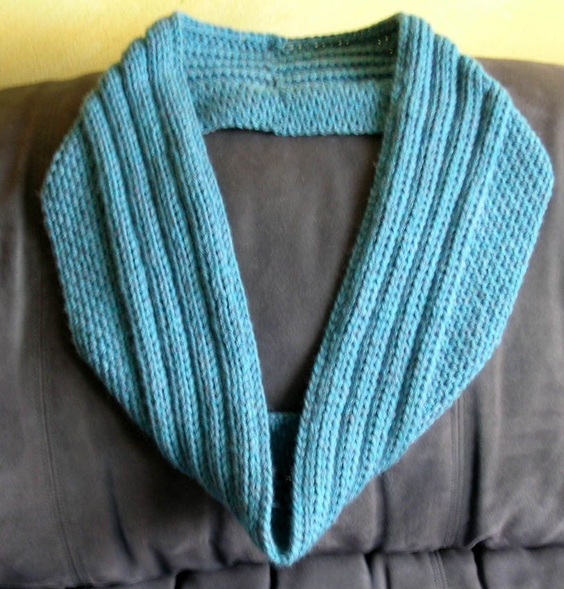Infinity Scarf Crochet Pattern New Free Pattern Sugared ...