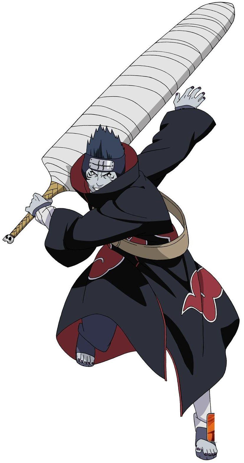 Kisame Naruto