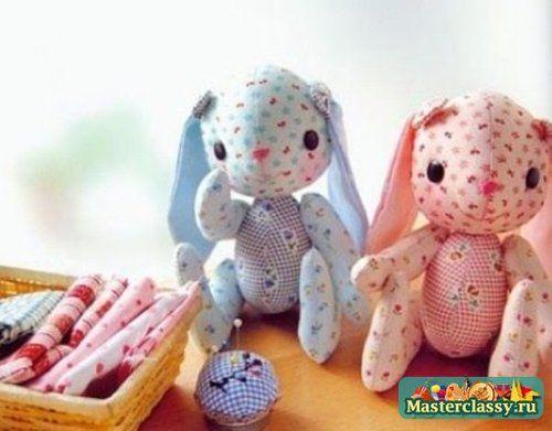 Bunny Rabbit Patterns Free   bunny rabbit stuffed animal pattern post id number 31242574276