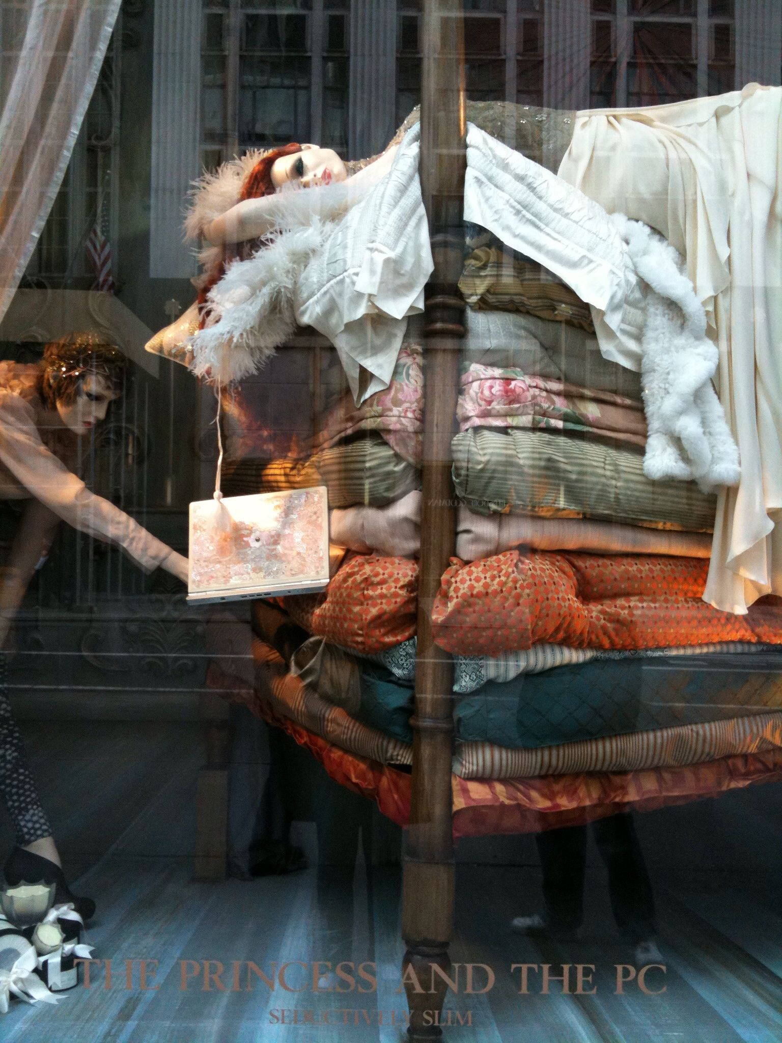 NYC shop window