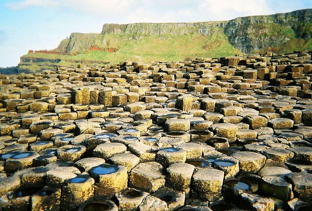 Giants Causeway, County Antrim, Northern Ireland by nickton, via Flickr