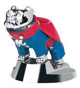 mack truck dog superhero