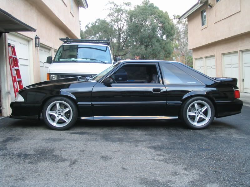 1989 Ford Mustang Shelby Gt500