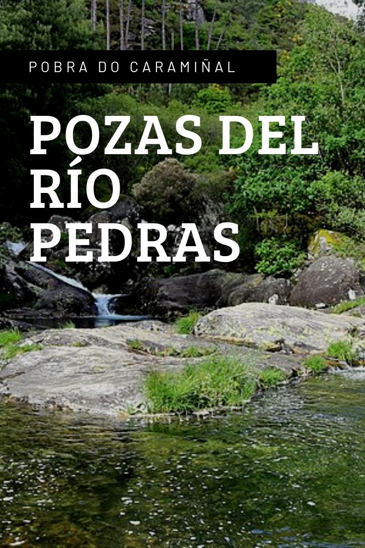 Pozas Del Río Pedras Del Pedras Piscinaagua Pozas Rio