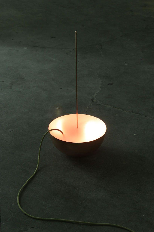 Copper Lamp Cuivre, Luminaires, Intérieur En Cuivre, Lampes De Cuivre,  Table Lumineuse