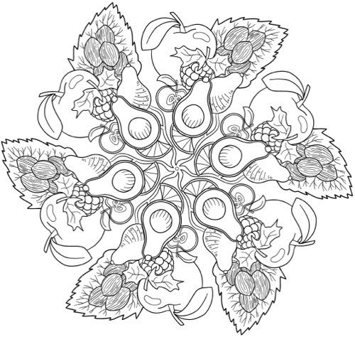 Mandalas Are Complex Kaleidoscope Designs That A Joy To Fill With Color These Over 20 Of The Best Mandala Coloring Books For Adults