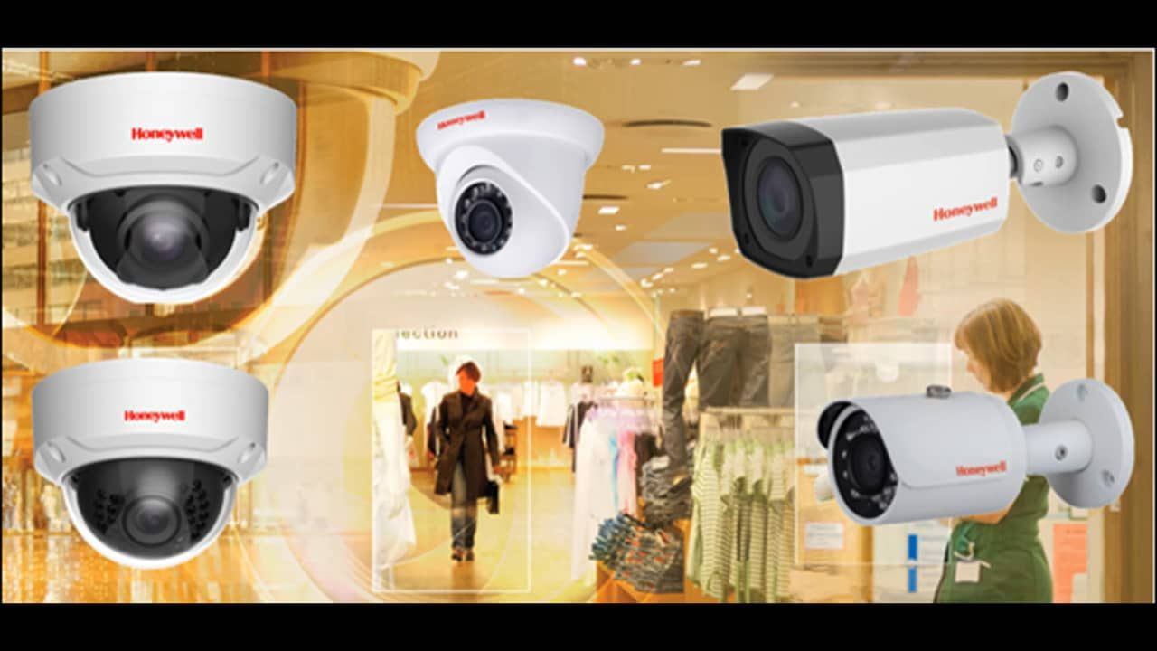 High Performance Honeywell Ip Security And Surveillance Cameras Wireless Security Camera System Security Camera System Security Camera