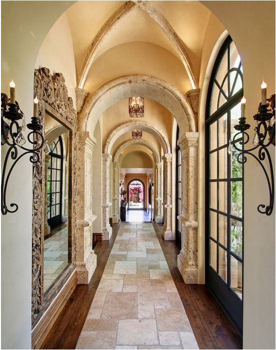 spanish style interior architecture | inspired home: general