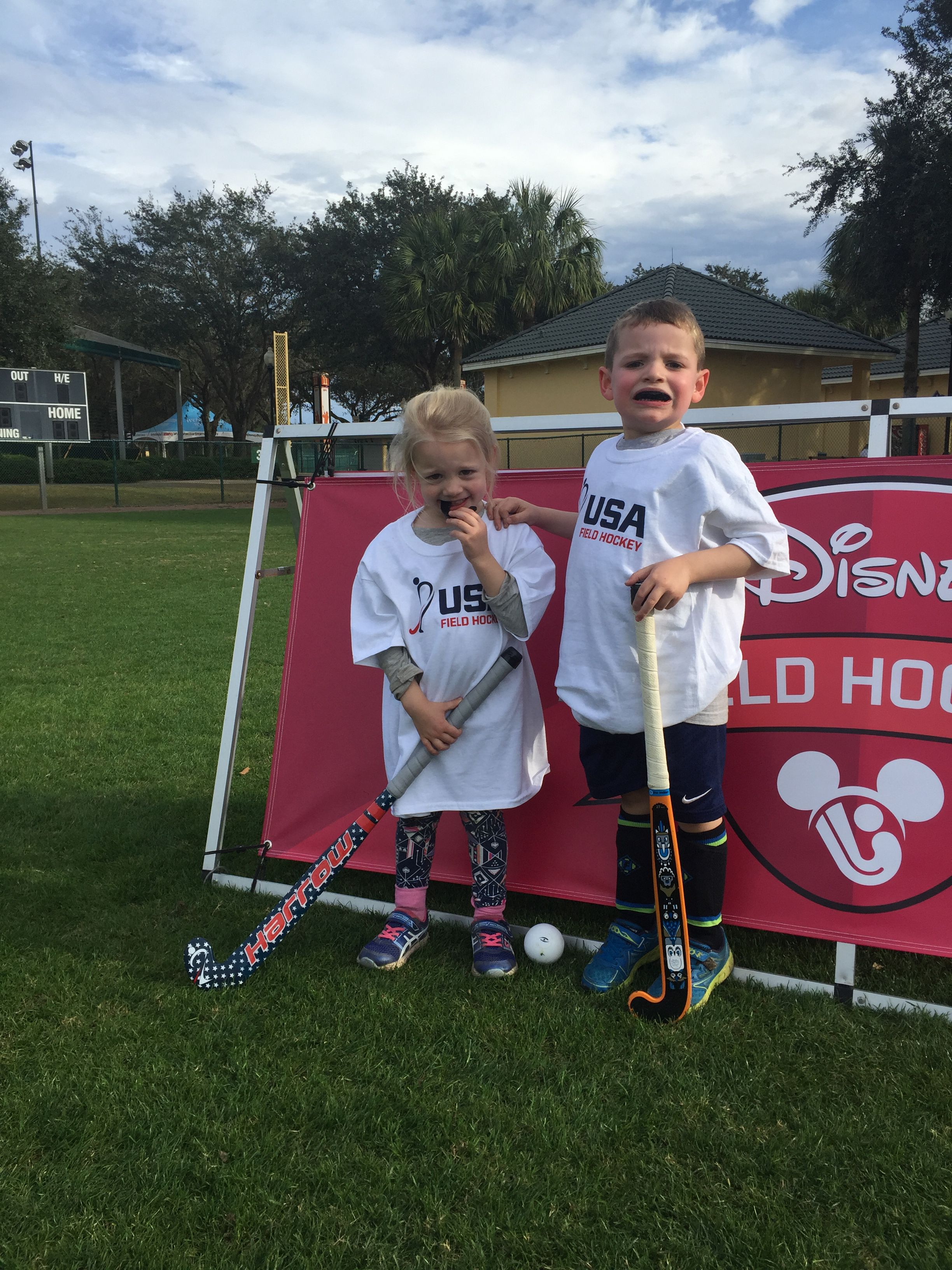 Before Kids Can Play Like A Pro They Must Enjoy Playing The Game Like A Kid Steve Locker Disney Learn To Play Clinic Usa Hockey Kissimmee Sports Jersey