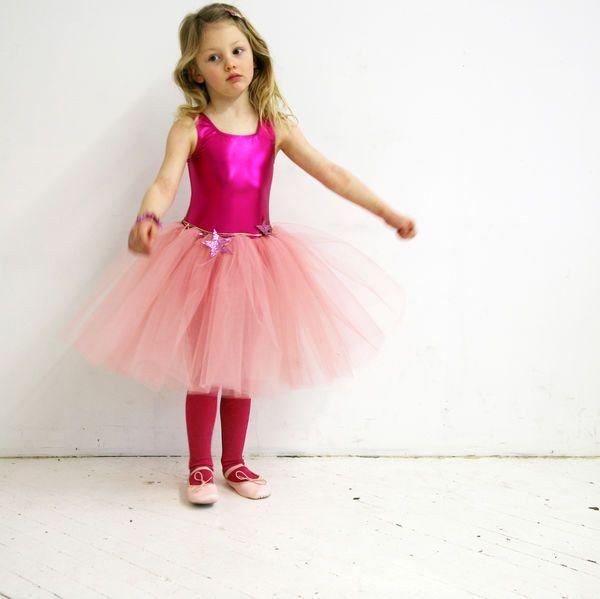 Leo Dress/Pink