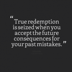 Image result for quotes about redemption